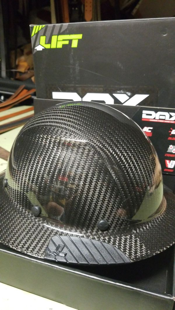 Carbon fiber hard hat for Sale in Moreno Valley, CA - OfferUp