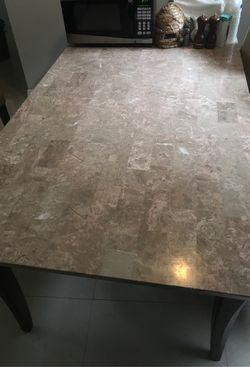 Kitchen table Thumbnail