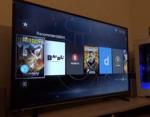 50 inch smart tv 4K Hisenes for Sale in Arlington, VA