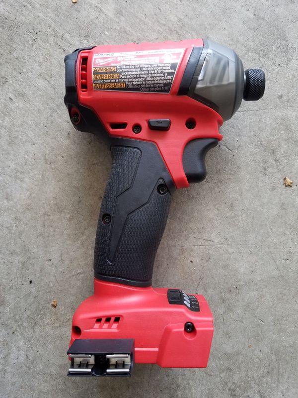 Milwaukee impact drill brushless tools only tools for Clyde revord motors everett wa 98203