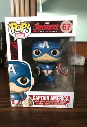 Pop captain America for Sale in Leesburg, VA