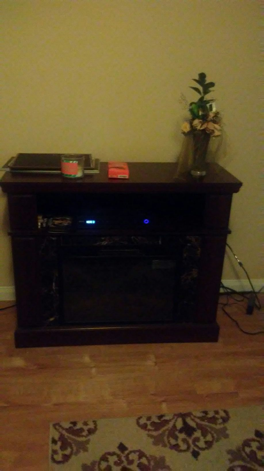 50 inch TVStand/Fireplace