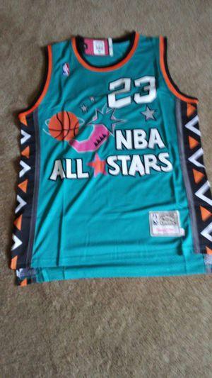 29c05a5f9 Jordan ALL-STAR 1996 adult basketball Jersey for Sale in Bensalem