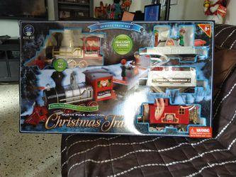 Tren navideño Thumbnail