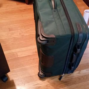 Lands end luggage..it's a big one onwheels..great condition...it was part of 3 pc set..I ve used smaller ones years for Sale in Pittsburgh, PA