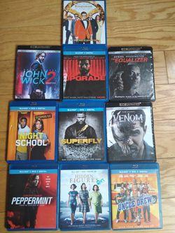 Brand new Blu-ray DVDs Thumbnail