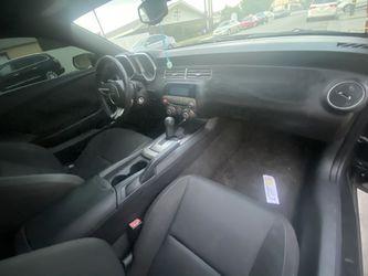 2010 Chevrolet Camaro Thumbnail