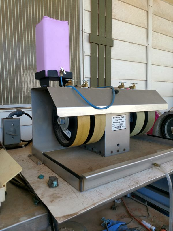 Lapidary grinder/ polisher for Sale in Tempe, AZ - OfferUp