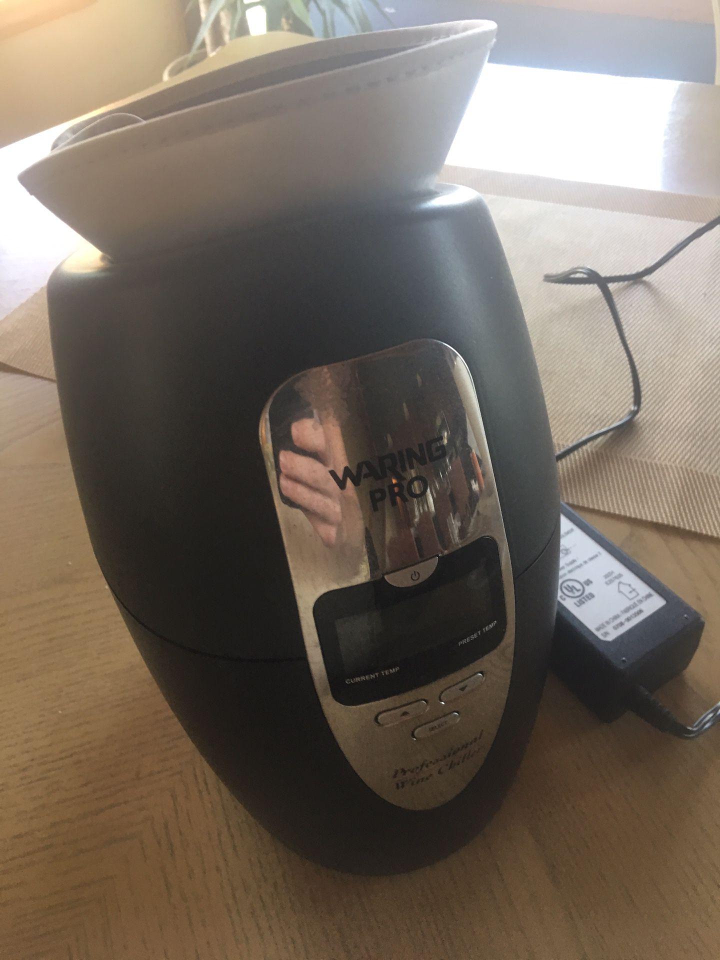 Waring Pro professional wine chiller