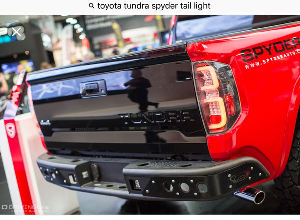 Toyota Tundra Spyder tail lights for Sale in Virginia Beach, VA - OfferUp