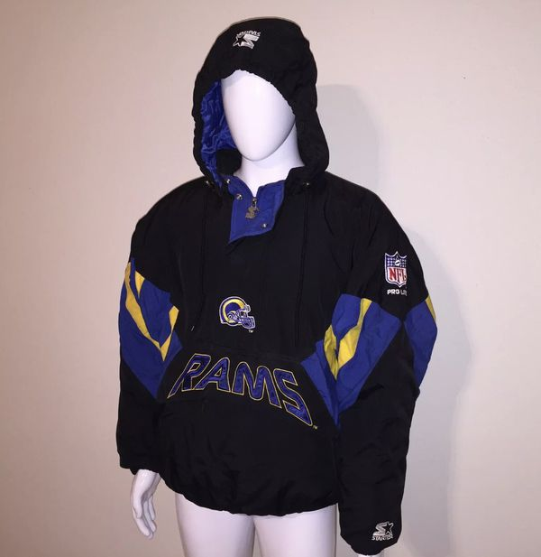 111cc9ff Los Angeles Rams Vintage 90s Starter Jacket for Sale in Los Angeles, CA -  OfferUp