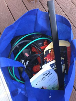 BAG OF TOOLS & BOOKS MUST GO for Sale in Odenton, MD