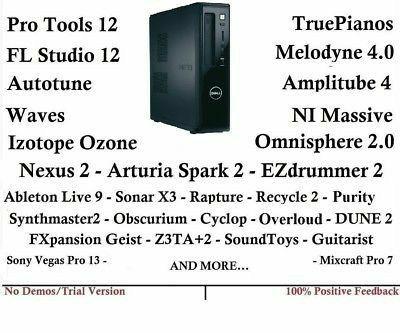 nexus 2 ableton live