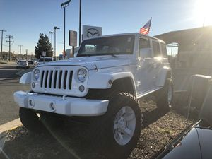2015 JEEP WRANGLER UNLIMITED for Sale in Alexandria, VA