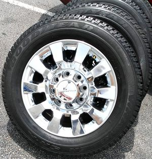 Photo 2019 GMC DENALI 2500 HD RIMS & BRAND NEW TIRES ___0 MILES