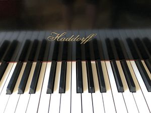 5'8 Baby Grand Piano Haddorff for Sale in South Riding, VA