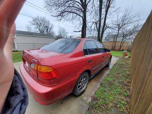 Photo Honda Civic 99