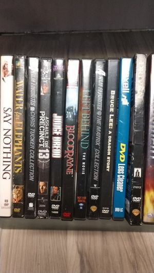 12 dvds for Sale in Cleveland, OH