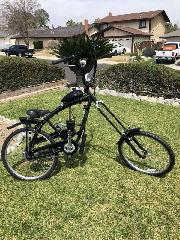 80cc Motorbike Custom For Sale In Riverside CA