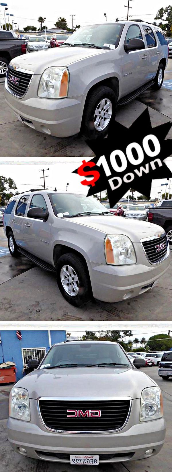 2007 Gmc Yukon Sle1 2wd For Sale In South Gate Ca Offerup
