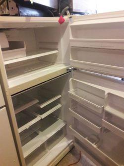 cream fridge Thumbnail