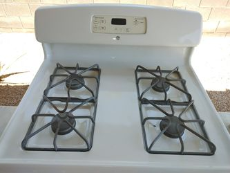 General Electric (GE) gas stove (No Delivery) Thumbnail