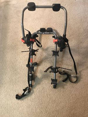 Yakima bike rack with accessories and instructions Excellent Condition for Sale in Annandale, VA