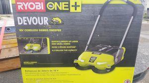 Ryobi Devour sweeper one+ for Sale in Apopka, FL