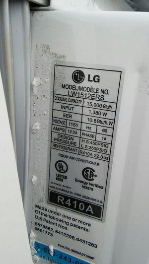Model Lw1512ers