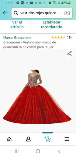 Quinceañera Dress  Thumbnail