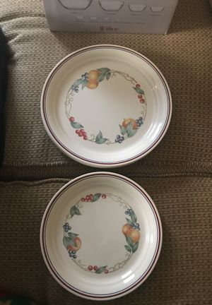Vintage Abundance 12 Piece Corelle dish set- Discontinued for Sale ...