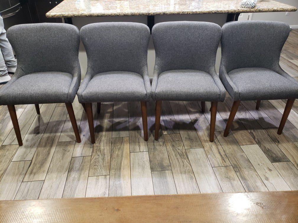 World Market Wingback Chairs