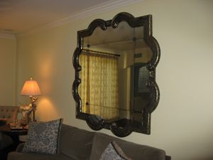 Custom Made Distressed Mirror for Sale in Los Angeles, CA