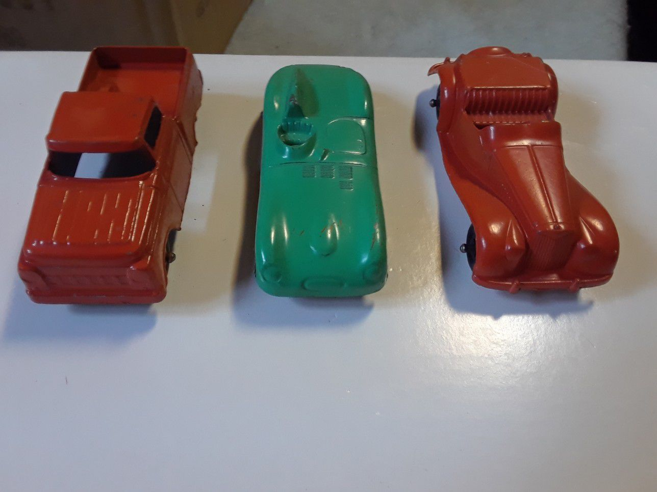 Tootsietoy vehicles