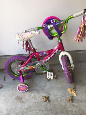 "Trolls 12"" kids bike for Sale in Fairfax, VA"