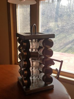 Photo Spice Rack