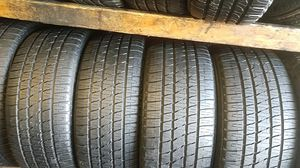 four good set of Bridgestone tires for sale 285/45/22 for Sale in Capitol Heights, DC
