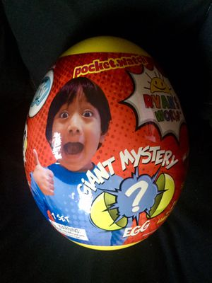 Ryan's world giant mystery egg LAST ONE for Sale in Cerritos, CA