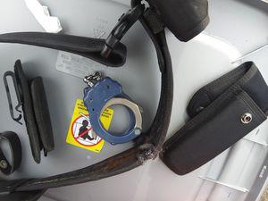 Security duty belt for Sale in Washington, DC