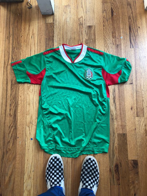 new product e2f5d e7b8f MEXICO FOOTBALL JERSEY for Sale in Los Angeles, CA - OfferUp