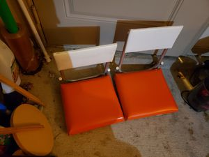 Bleacher chairs for Sale in Pflugerville, TX