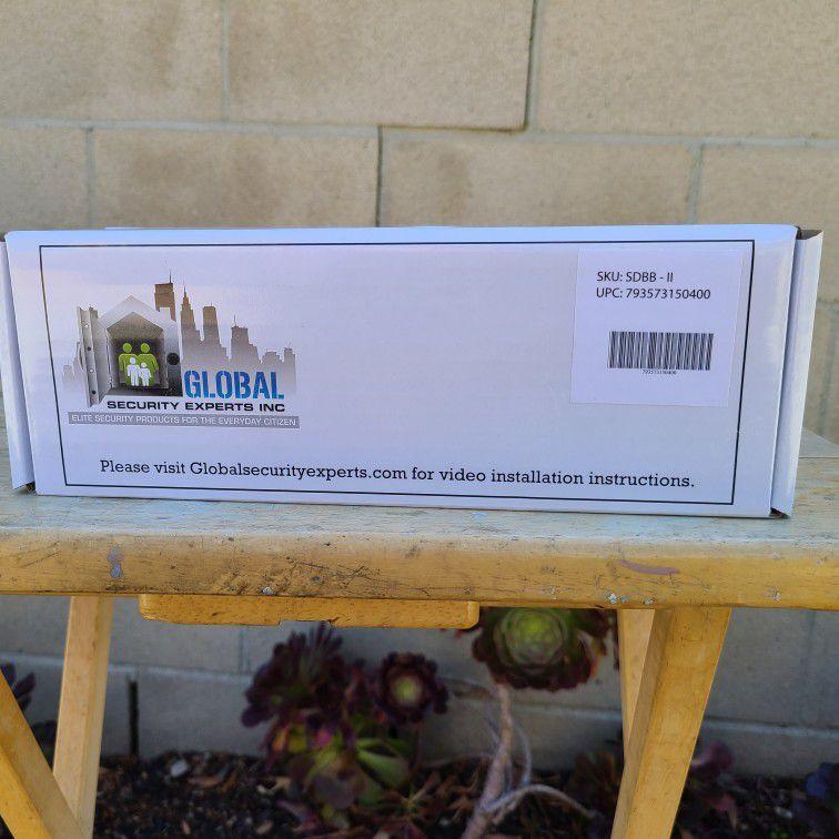 OnGard Security Door Brace ( New In Box)
