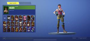 Stacked Fortnite account for trade asking for black knight for Sale in Woodbridge, VA