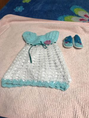 baby dress size 6 months new for Sale in Nashville, TN