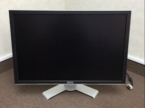 Dell 30 Inch 2560x1600 LCD 3007WFP Monitor for Sale in Seattle, WA