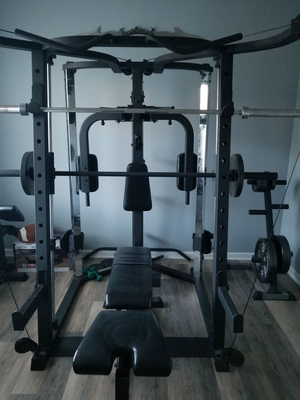 Fitness Gear Ultimate Smith 2 For Sale In Charlotte Nc Offerup