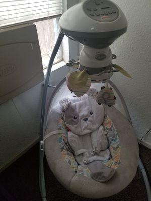 Baby swing for Sale in Bakersfield, CA