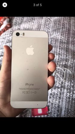IPhone5s (Silver) Thumbnail