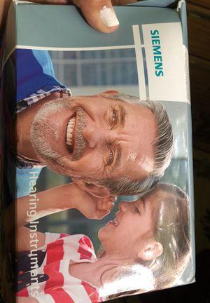 Siemens hearing Aid new for Sale in Falls Church, VA