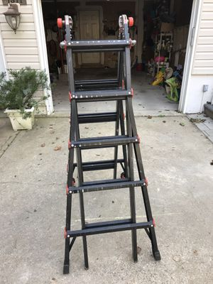 22ft little giant pro series ladder for Sale in Columbia, MD